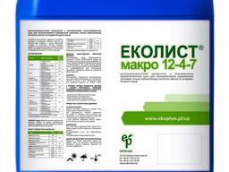 Микроудобрение Эколист макро 12-4-7