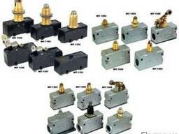 Микровыключатель МП1101, МП2101, МП2302