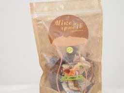 """Мікс грибів сушених """"Дари Гуцульщини"""" (білий гриб, лисичка, сироїжка або опеньок або підос"""