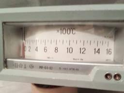 Милливольтметр типа МР-64-02 ПП-1 (1600С)