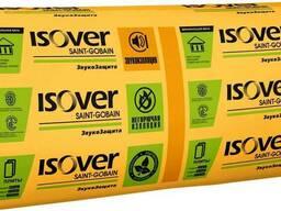 Мінеральна вата ізовер (isover) звукозахист, 100х610х1170 мм