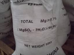 Мінеральне добриво сульфат майгнію / сульфат магния
