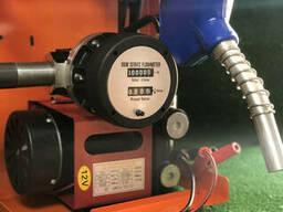 Мини азс 12 в 70 л. мин с механическим счетчиком OGM 25