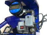 Мини АЗС 220 в 70 л. мин Авто Стоп счетчик OGM 25 E - фото 2