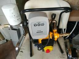 Мини АЗС для дизeльного топлива