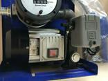 Мини АЗС для перекачки ДТ Авто-Стоп счетчик OGM 25 Италия - фото 1
