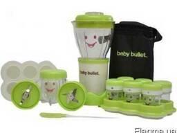 Міні блендер для приготування дитячого харчування Baby Bulle