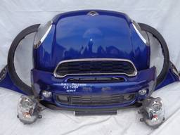 Mini Cooper R61 Paceman Разборка