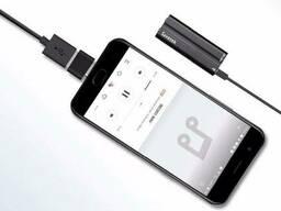Міні диктофон c MP3 плеєром Savetek 500 8 Гб 18 годин запису