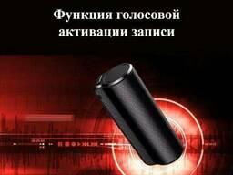 Міні диктофон Savetek 1000 з магнітом, з голосовою активацією запису 8gb (600 годин. ..