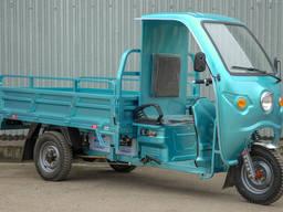 Мини грузовик электрический трицикл Геркулес Т3.
