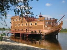 Мини-отель на воде
