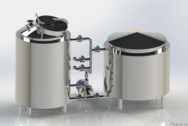 Мини пивоварня на 100 литров цена 7380 00 руб самогонный аппарат добрый жар элит 27л 14950