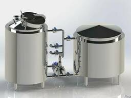 Мини пивоварня 150 литров