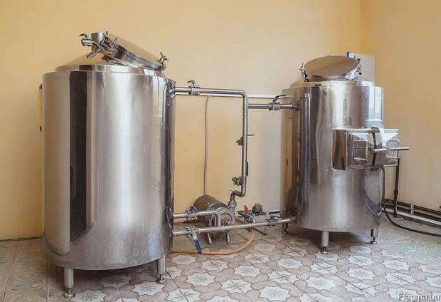 Что такое мини пивоварня как сделать холодильник самогонный аппарат