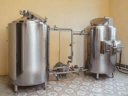 Мини-пивоварня на 100 литров (эль или крафтовое пиво)