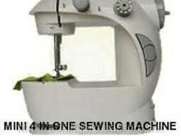Міні швейна машинка FHSM 201, ручна швейна машинка 4 в 1 (Ки