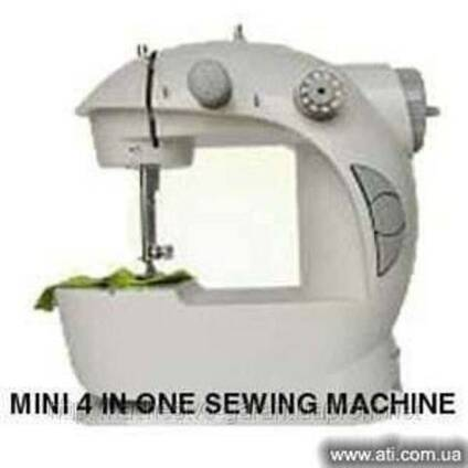 Мини швейная машинка 4 в 1