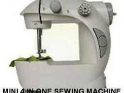 Мини швейная машинка портативная 4 в 1