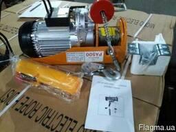 Мини-таль электрическая на 125/250 кг