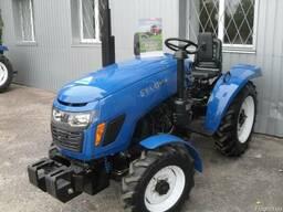 Мини-трактор Bulat-254 (Булат 254) Доставка без предоплаты!