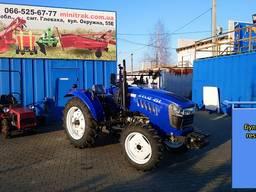 Мини-трактор Bulat-454 (Булат-454) restyling