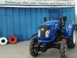 Мини-трактор DongFeng-244 (ДонгФенг-244) с широкой резиной