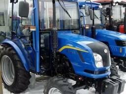 Мини-трактор Dongfeng-244C *Донгфенг-244К* с кабиной