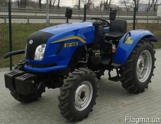 Мини-трактор DongFeng-404 (Донг Фенг-404)