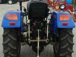 Мини-трактор DongFeng-404 (Донг Фенг-404) - фото 4