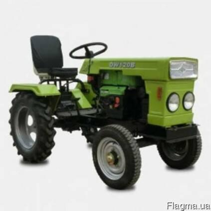 Міні трактор DW 120 т