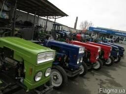Міні трактор DW 160 G