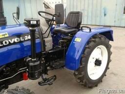 Мини-трактор Foton/Lovol TE-244 с ходоуменьшителем - фото 4