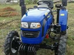 Мини-трактор Lovol/Фотон ТЕ-244 с реверсом и широкими шинами