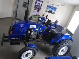 Мини трактор СФ 200 с трех точечной навеской