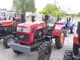 Мини-трактор Shifeng-244 (шифенг-244) бесплатная доставка - фото 2