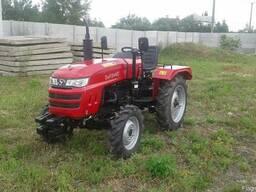 Мини-трактор Shifeng DsF244C (Шифенг DsF244C) 3-х цилиндр.