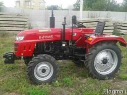 Мини-трактор Shifeng DsF244C (Шифенг DsF244C) 3-х цилиндр. - фото 3