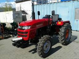 Мини-трактор Shifeng / Шифенг DsF244CL Люкс 3-х цилиндровый