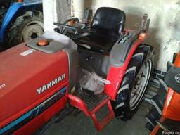 Мини-трактор Янмар-AF-222 - фото 2