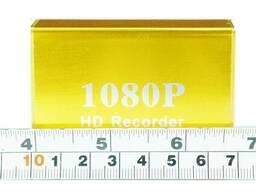 Мини видеорегистратор HD DVR на 1 камеру Pomiacam HD 1080P, с поддержкой AHD/TVI камер. ..