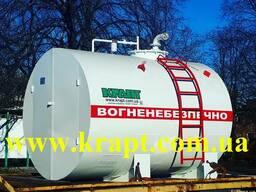 Мини заправка- Модульная АЗС 5000 литров, дизель