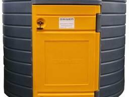 Резервуар Swimer 7500 Fudps для дизпалива (міні АЗС, КАЗС, МАЗС, бочка, ємність) пункт. ..
