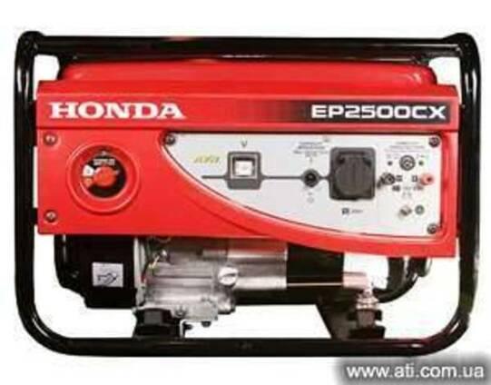 Миниэлектростанции Honda