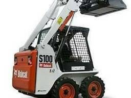 Минипогрузчик Bobcat S100(Бобкет)