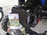 Минитрактор FOTON LOVOL TE-244 Revers з кабиной - фото 4