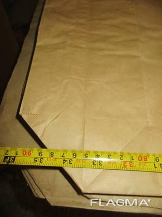Мішок паперовий 50 л 3-х шаровий