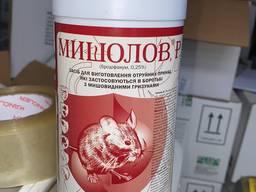 Мишолов - родентицидний засіб проти гризунів