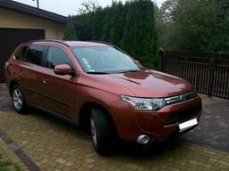 Mitsubishi Outlander 2013-2014 Разборка Детали б/у Запчасти