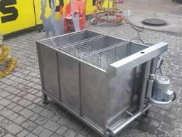 Мийка для зелені і овочів потужність 300 кг за годину